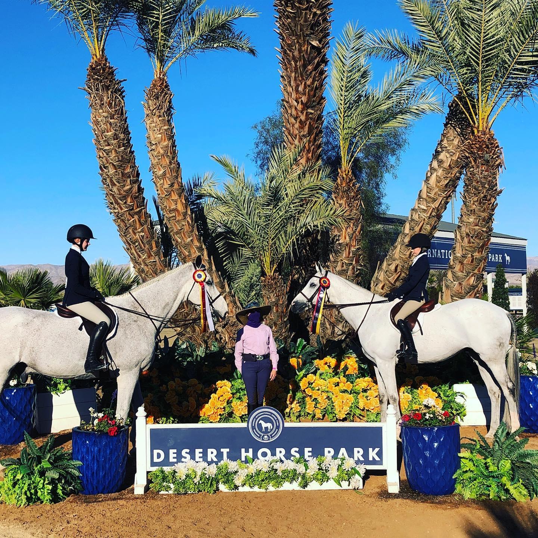 Desert Horse Park: Thermal